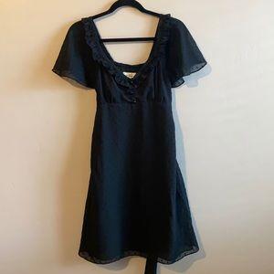 Alice Temperley (for Target) black dress